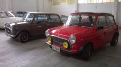 Innocenti Mini Cooper 1300 1973 EXPORT